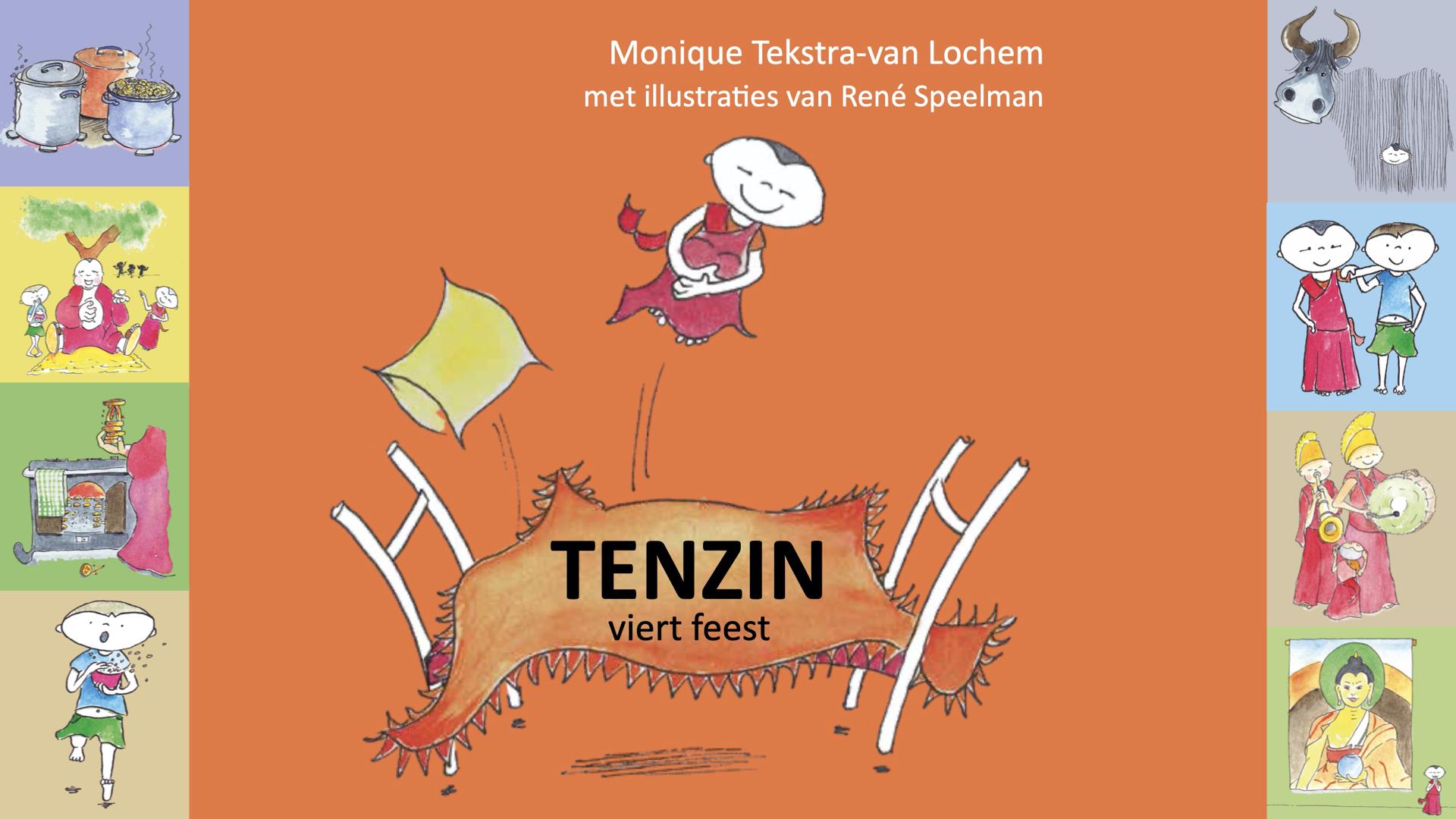 Impressie Tenzin viert feest (NL).001