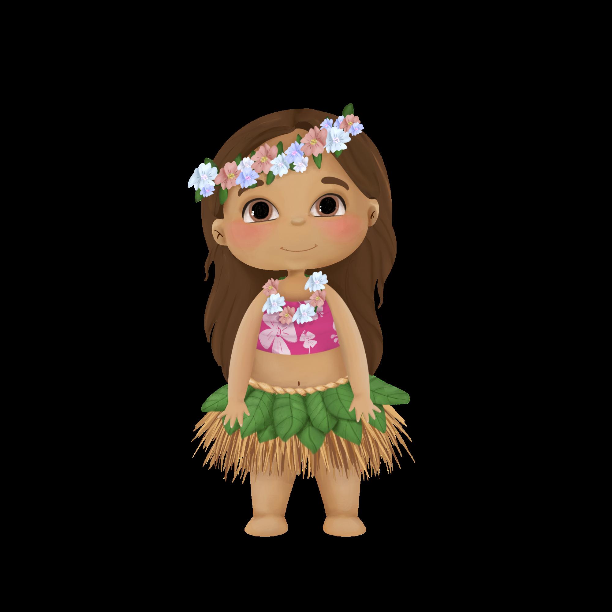 Polynesie - Nana